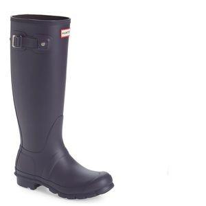 Brand New HUNTER Original Tall Rain Boots